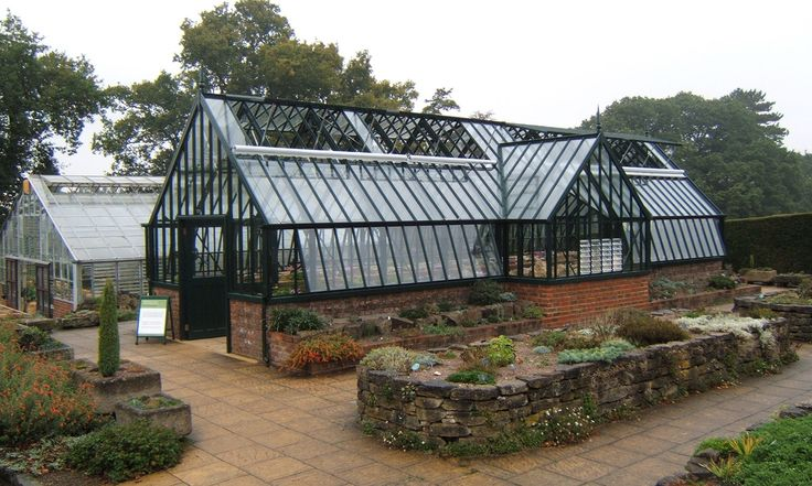 #greenhouse - Alpine House at RHS Wisley