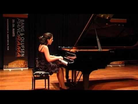 Beatrice Rana - 1st round - C. Nielsen, Humoreske Bagateller, Op. 11