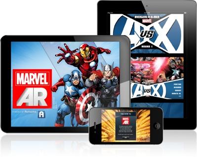 Marvel Realidad Aumentada ya se habian tardado Mobile   Apps   Marvel.com