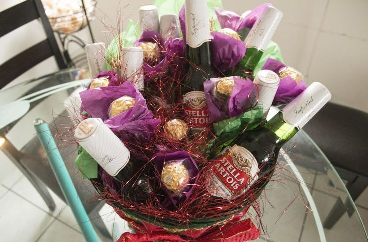 How to Make a Beer Bouquet - Happy to Wander | the travel blog for curious adventurers