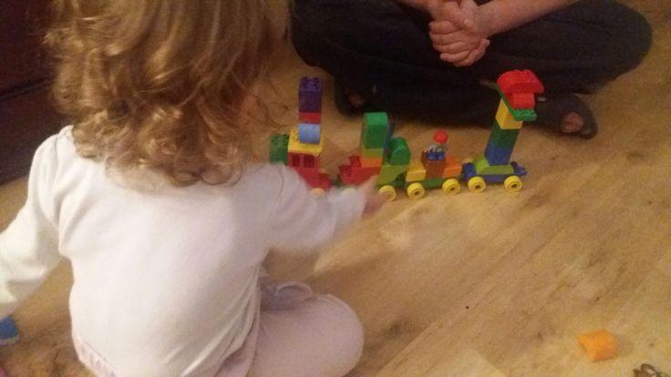 #LEGODUPLO, #BawiIUczy, #SwiatLEGODUPLO, #KreatywnoscMaluszka Lego zabiera w swój świat nawet dorosłych  #Streetcom @Streetcom @streetcom_polska