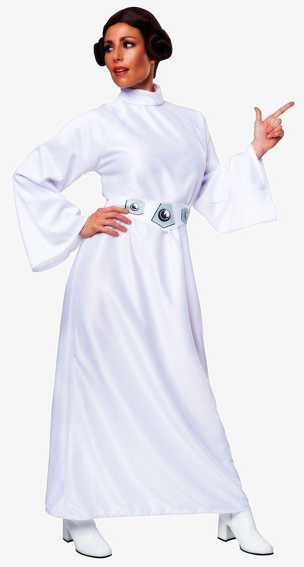 Star Wars Adult Princess Leia Costume #HalloweenCostumes2016