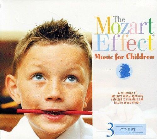 Mozart Effect  Music For Children Box Set [CD New]