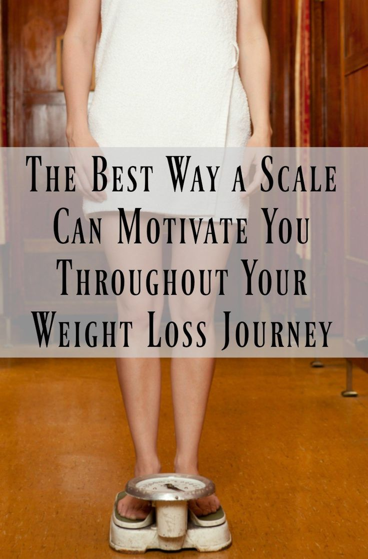 The Best Way a Scale Can Motivate You Throughout Your Weight Loss Journey
