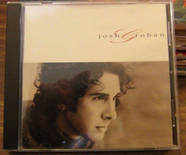 Josh Groban - Josh Groban (Self Titled) CD VG 13 tracks