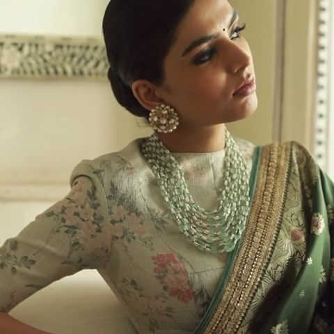 Image result for sabyasachi 2017 calcutta collection
