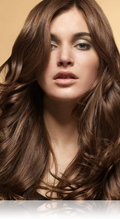 Medium Golden Brown - love this hair color!