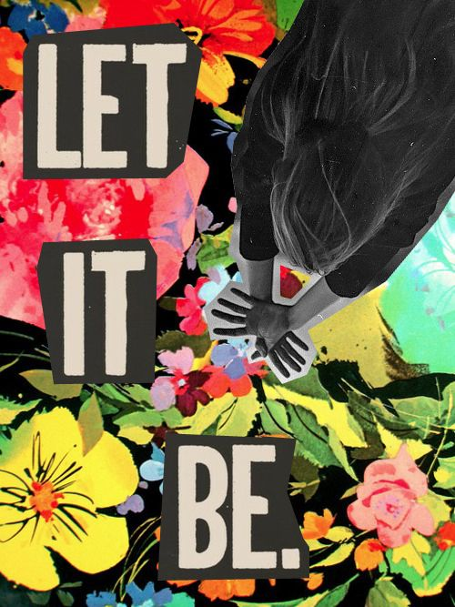 let it be you & me