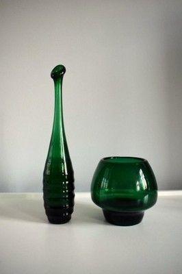 Komplet wazonów Drost lata 60 70 vintage prl (6697499253) - Allegro.pl - Więcej niż aukcje.
