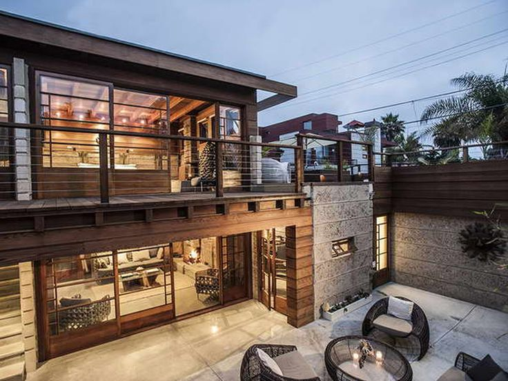 Small house modern style