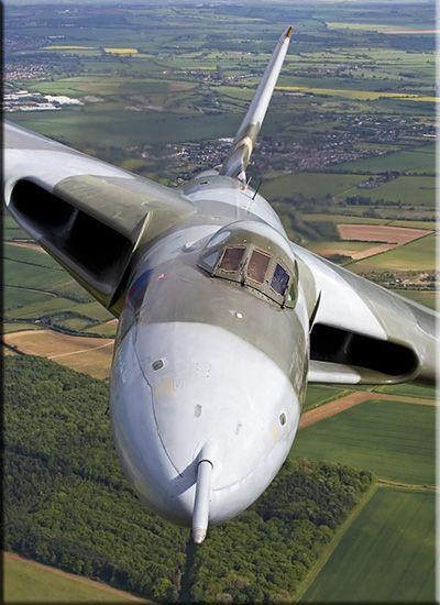 Avro Vulcan  -  Sanicole Airshow 2009