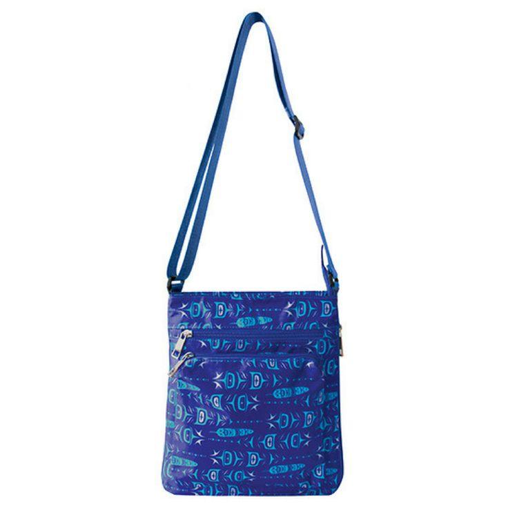 Coastal Traveller Crossbody Bag - Feather by Simone Diamond