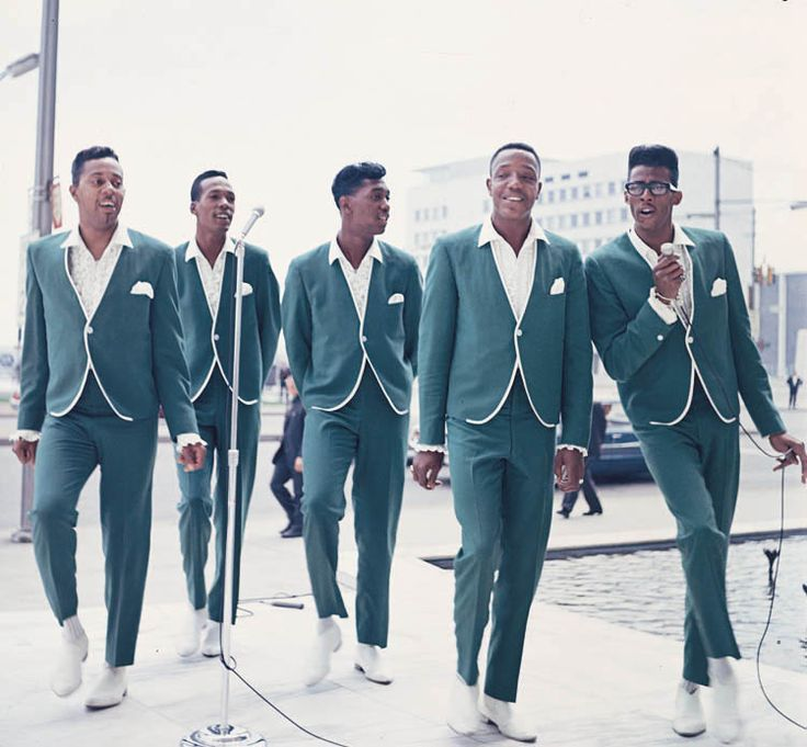 The Temptations were the first Motown act to win a Grammy in 1968 and are considered to be one of, if not the, most influential band in the soul music genre. Description from pinterest.com. I searched for this on bing.com/images