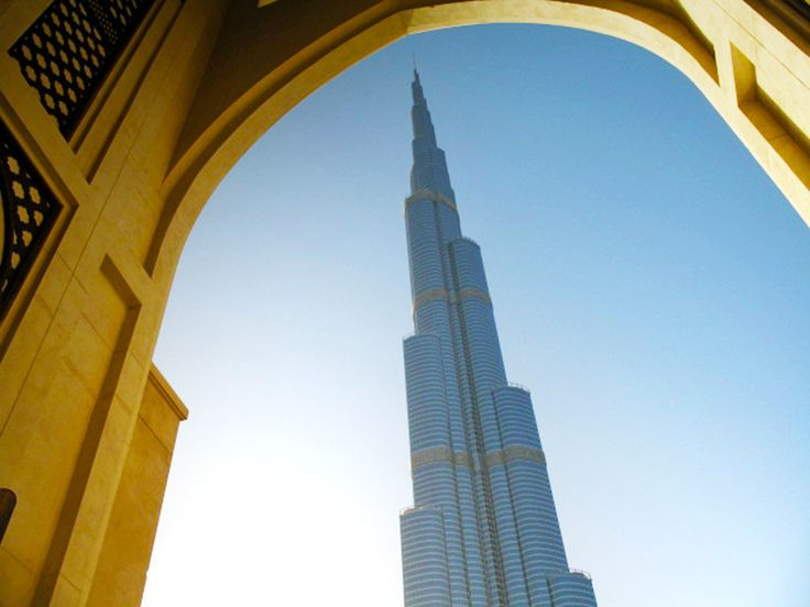At the Top, Burj Khalifa Experience - Level 124 and 125 Observation Deck Ticket