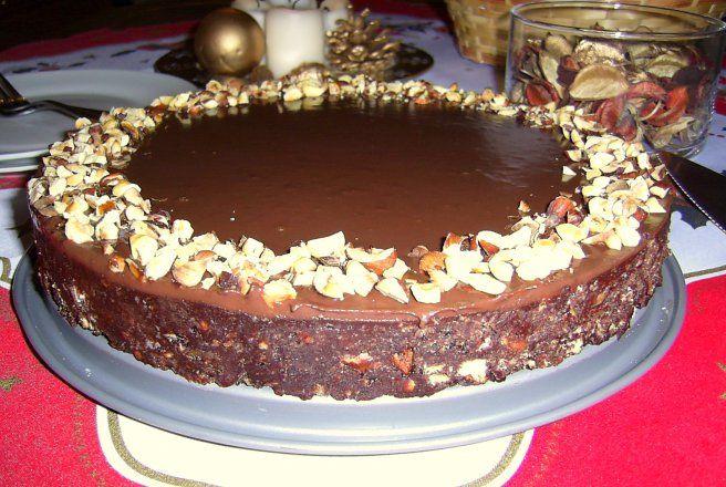 Retete Culinare - Tort de biscuiti fara coacere