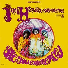 The Jimi Hendrix Experience - Are You Experienced: First studio album. Amazing. There are two versions: British and US and the British version is the way to go. Great songs, including the instrumental Third Stone From The Sun, with no studio effects except slowed down voices. Brilliant.