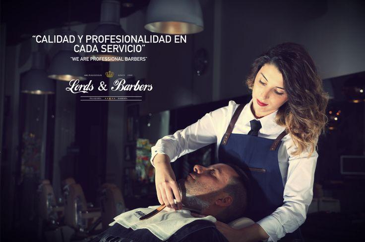 Barberías en Elche #LordsandBarbers