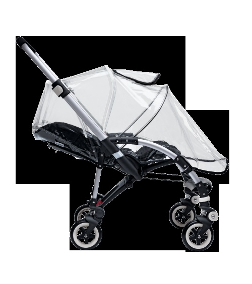 bugaboo bee rain cover instructions