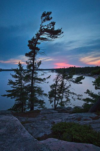 Sunset at Killbear Provincial Park Ontario | por Roaming the World