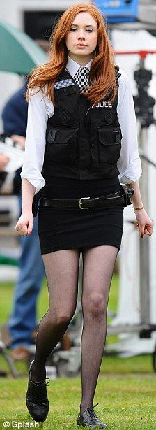 Amy Pond From kissogram to savior of the universe.