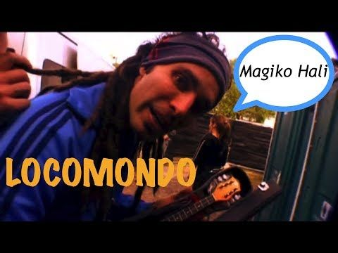 Locomondo - Μαγικό Χαλί | Locomondo - Magiko Xali - Official Video Clip