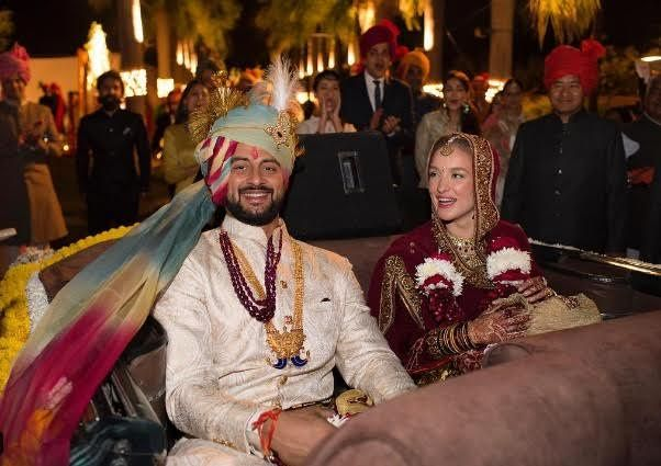 actor arunoday singh ties the knot