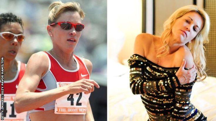 Suzy Favor Hamilton: Olympic athlete to Las Vegas escort