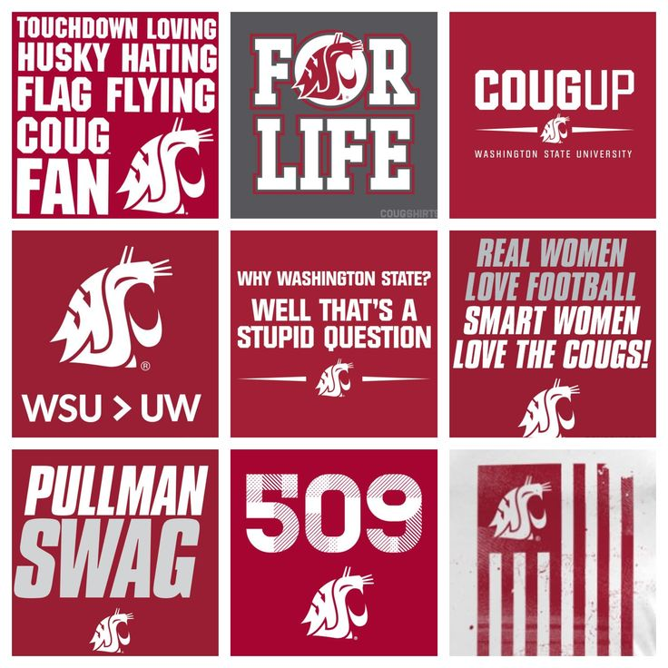 CougShirts - For Cougs, by Cougs! #WSU #GoCougs