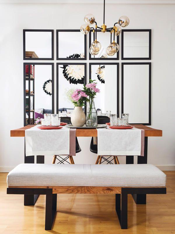 Una (pequeña) casa decorada con clase y estilo en 2019 | salón ...