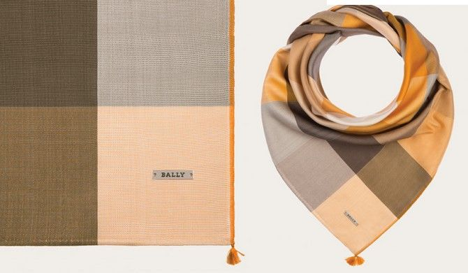 バリーがカンボジア女性エンパワーメント支援のため500枚限定スカーフを発売BALLY
