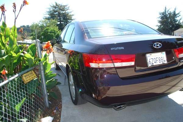 2006 Hyundai Sonata - $8450 (hercules, pinole, san pablo, el sob)