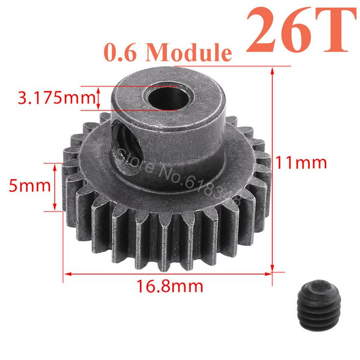 Steel Metal Spur Diff Main Gear 64T Motor Pinion Gears 17T 21T 26T 29T 11189 11176 11181 11119 For HSP Redcat RC Truck , https://kitmybag.com/11184-steel-metal-spur-diff-main-gear-64t-motor-pinion-gears-17t-21t-26t-29t-11189-11176-11181-11119-for-hsp-redcat-rc-truck/ ,