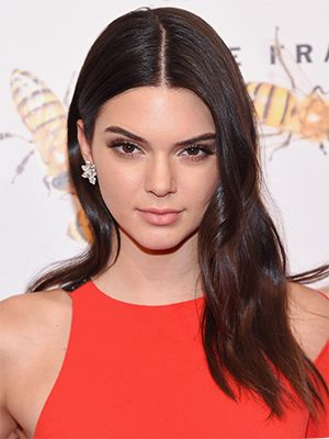 Ever wondered what Kendall Jenner would look like with platinum blonde hair? Wish granted....