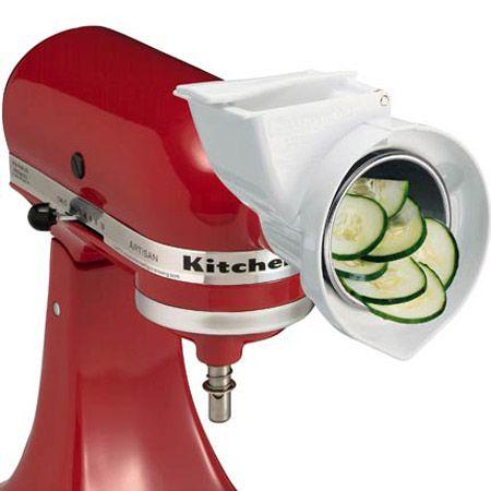 Kitchenaid Stand Mixer Rotor Slicer Shredder Attachment