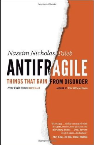Fragile people see any error/problem as evidence of personal failure.  Unbreakable people never admit mistakes. And eventually they break.  Anitfragile people, according to Nassim Taleb, adjust to any situation.