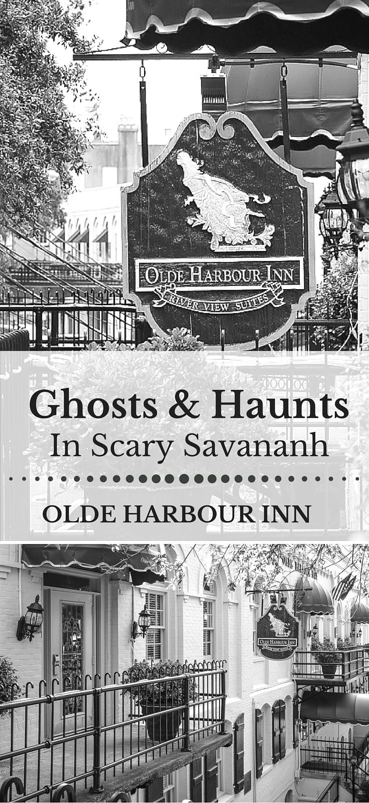 Haunted Hotels in Savannah, GA - Haunted Savannah Ghost Tours