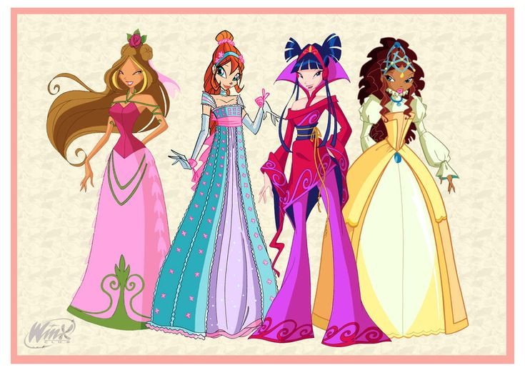 Winx Club Dress Up by WinxClubFanArt on DeviantArt