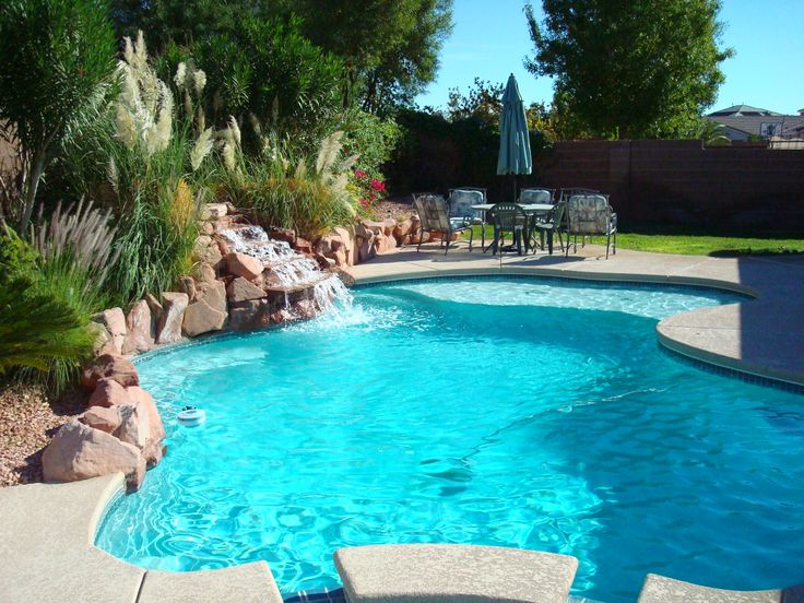 23 best images about pools on pinterest swimming pool for Pool design 974