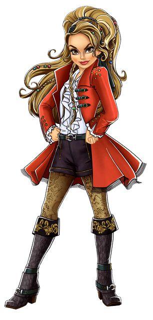 Hija Capitán Garfio
