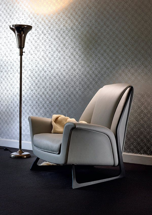 Luft Amrchair by Poltrona Frau, Design by Audi