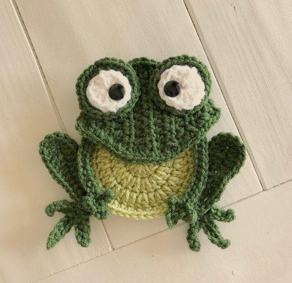Crochet Pattern Instant Pdf Download Crochet Garden Friends Bumble Bee Frog Bird Snail Butterfly Crochet Appliques Crochetapplicates Aplike Desenleri Tig Isleri Tig Motifleri