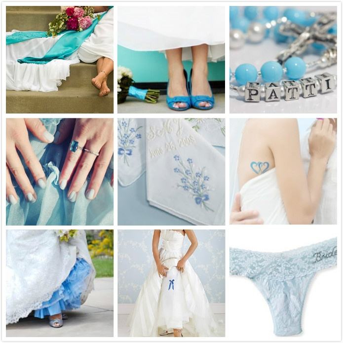 Something Blue Wedding Bridal Underwear A Little For The Bride Pinterest O Jays And