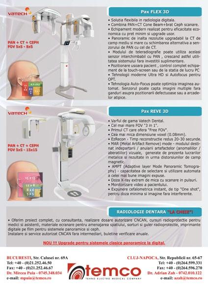 Brosura rx TEMCO. www.temco.ro; www.dualimpact.ro