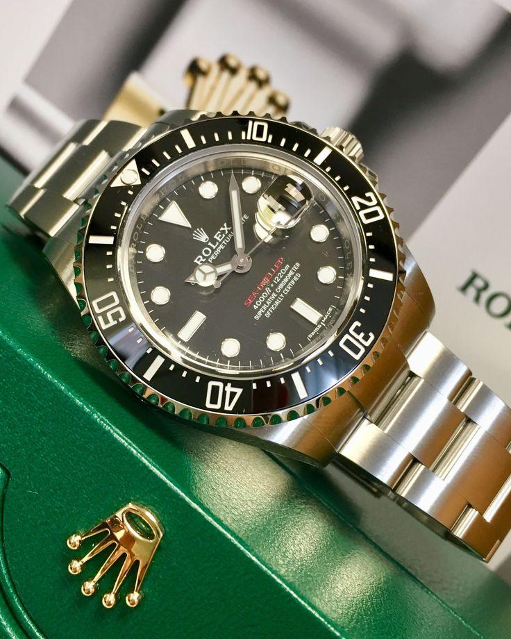 Rolex SeaDweller 4000 126600 Rolex sea dweller, Rolex