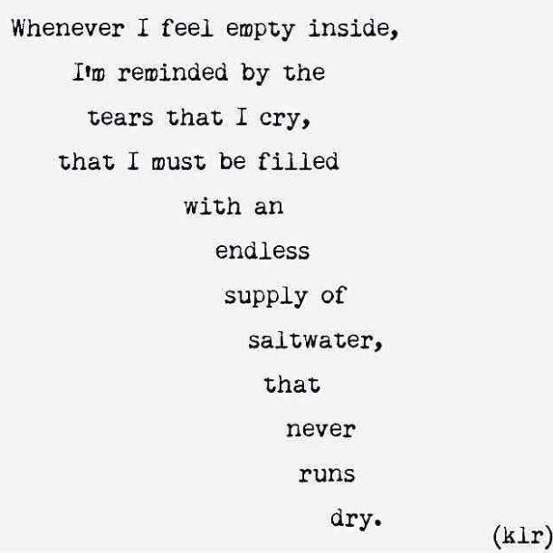 chlorinity salinity relationship poems