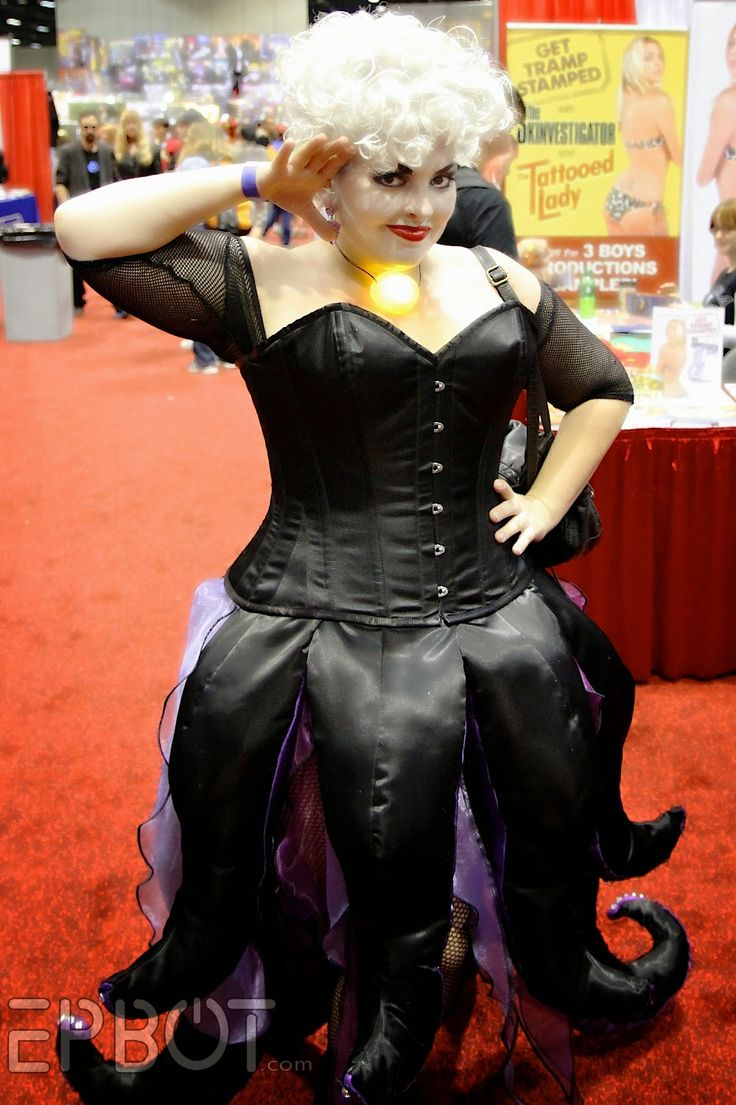 195 best Ursula costume images on Pinterest | Sea witch, Halloween ...
