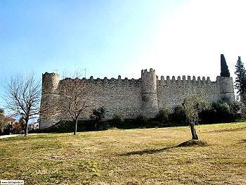 Castello di Moniga del Garda ( BS )