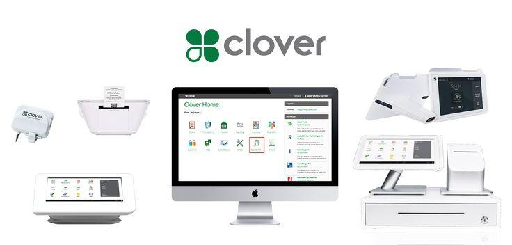 Clover POS Systems www.TheGarrettCompanySolutions.com