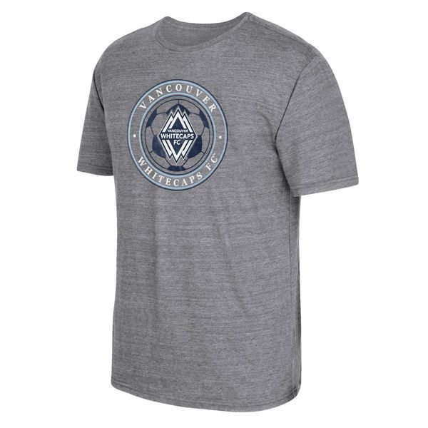 Vancouver Whitecaps FC adidas Telstar Seal Tri-Blend T-Shirt - Gray - $17.07