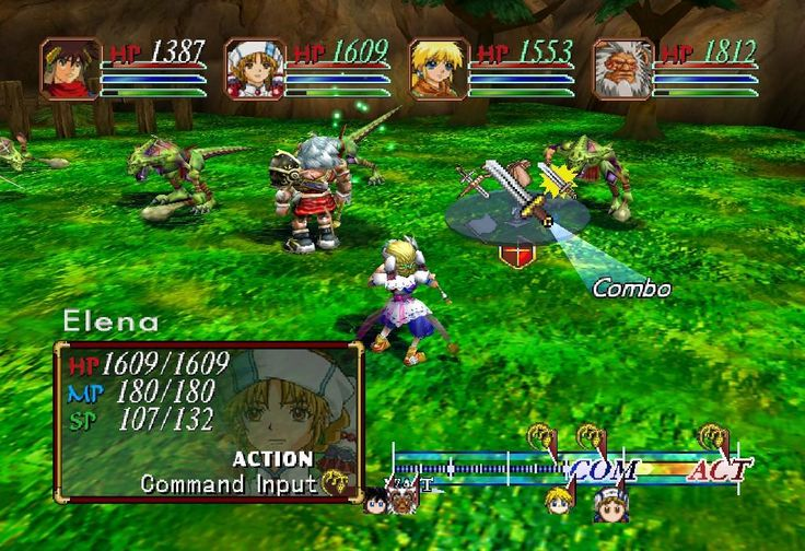 Acclaimed Dreamcast RPG Grandia II Coming to Steam